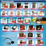 Headphones Gallery Panasonic Pioneer RP HNJ30 HJE450 HX50 HC75 HTX7 DH1200 DJ1210 DJ120 HTF600 SE