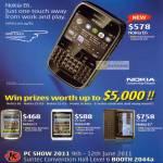 Jim & Rich Nokia Phones Noka E6 C7 N8 E7