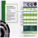 IRobot Roomba How It Works Comparison Chart 531 555 564 581