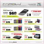 Mobile Labs MiPow Phone Case Clone Maca 2200 IPhone Power Tube Air Color 6600 Juice Book IPad 2 Folio Case