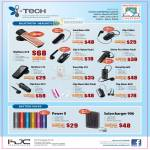 ITech Bluetooth Headsets MyVoice SolarVoice Clip II Mini V IVoice Pro VoiceClip Power X Solarcharger 906