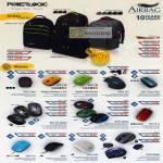 Leapfrog Powerlogic Bags Airbag 3ON Metro Transit Mouse 2Go! Zero Beetle Wireless USB Alien G9 Blue Flex BTX GX GMX ZEN GXR ZEN I II O