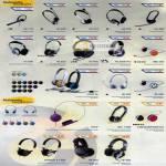 Leapfrog Powerlogic Headsets HS 110 405 410 420 450 500 555 900 2000 Pro 330 Loop IIx BS 200 Chromaphone Xanadu HP 600 800 TGC 1000