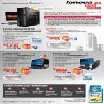 Desktop PC IdeaCentre K330 H410 H330