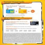 Prepaid My Top-Up Card M Card Citi M1 Platinum Visa