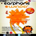 Earphone Winder