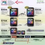 HTC Smartphones Flyer Sensation Incredible S DesireS Wildfire S