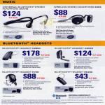 Motorola Music Bluetooth Stereo Headphone Headset S305 HZ800 S10-HD HX520 H730 HK200