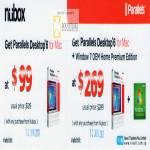 Parallels Coupon Desktop 6 Mac Windows 7 OEM Home Premium
