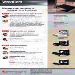 WorldCard Business Card Reader Features Requirements