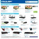 Prolink Monitors TV Wireless Router Keyboard Mouse PRO160W PRO1912W PRO2216TW WNR1004 WNR1009 WNR2001 USB Adapter PKM