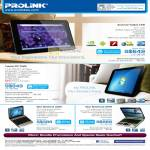 Prolink Tablets Notebooks Netbooks Android TA8 TW8 Glee UW2 SW9