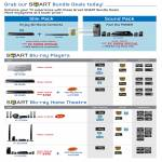 Samsung Courts Bundle Deals Blu Ray Players Home Theatre Systems