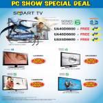 Courts Smart TV Series 6 UA40D6600 UA46D6600 UA55D6600 LA32D403 UA32D4003 LA40D5030 UA46C5000