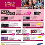Samsung Digital Cameras Dual LCDs ST700 PL170 PL120 EX1 WB700 WB210 PL210 ST90 PL20 SH100