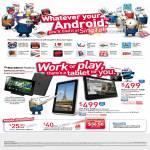 Android Apps BlackBerry PlayBook HTC Flyer 32GB Motorola Xoom 32GB