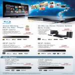 Blu Ray Disc Player BDP-S370 E380 S470 S380 DVD Players DVP SR700 SR510