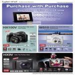 Sony Digital Cameras Cybershot DSC HX100V W510 HX9V