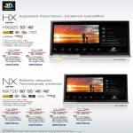 TV HX Series HX925 X-Reality Pro Bravia NX720 KDL 55HX925 46HX925 60NX720 55NX720 46NX720 40NX720
