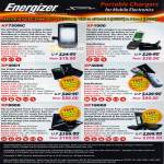 Sprint Cass Energizer Portable Charger AP750MC XP1000 XP4001 XP4000 XP18000 XP8000