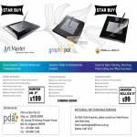 Hanvon Art Master Graphicpal Rollick Graphics Tablet