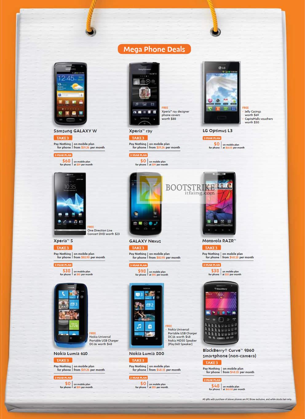M1 Mobile Samsung Galaxy W, Sony Xperia Ray, S, LG Optimus L3, Galaxy ...