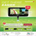 TomTom GPS Lifetime Map Updates, Case, Beanbag Dashboard Mount, Multi Charger