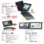 Notebooks Tablets Transformer Pad TF300T-32, TF300TG-32, TF101G-32, Eee Slate B121