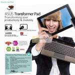 Notebooks Transformer Pad TF101G-32 Tablet