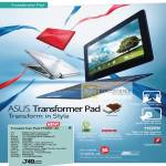 Notebooks Transformer Pad TF300T-32, TF300TG-32