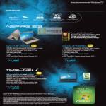 Acer Notebooks Ultrabooks Aspire S3-391-52464G52a, S3-391-72634G52a, M3-581TG-52466G52Mn