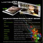 Chuwi V8 Extreme Edition Tablet Android V9