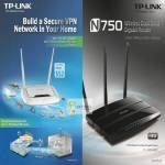 TP-Link Networking Router TL-WR852ND, TL-WDR4300
