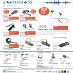 Plantronics Bluetooth Headsets Savor M1100, BackBeat Go, Discovery 975 Silver Graphite, Marque M15, Headphones, Speakerphones