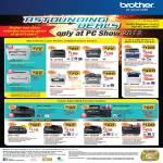 Printers Laser LED Inkjet, Colour DCP-7055, HL-2270DW, DCP-7060D, HL-2130, MFC-7360, MFC-7860DW