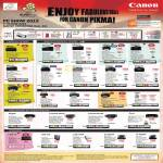 Printers Inkjet Pixma MP287, MC2170, MX377, MG3170, MG4170, MX437, MG5370, MG8270, MX897, MG6270, Scanners Lide
