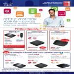 E4200 Wireless Router, E3200, E2000, EA4500, EA3500, EA2700