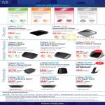 Wireless Router E1200 E2500, Modem X2000, X3000, WAG160N, Extender RE1000, Bridge WES610N, USB Adapter AE3000, Switch