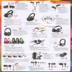 Headphones Aurvana In-Ear3, In-Ear2, In-Ear, X-Fi, Live, Air, HN-900 Headphone, HS-930i, Draco HS-850, EP-660, EP-3NC
