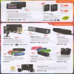 Media Players Zen Touch 2, Style M300, ZiiSound T6, D5, D200, D100, D80, T12 Wireless, Inspire S2 Wireless