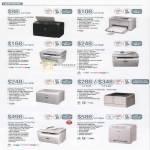 Printers AcuLaser M1200, M1400, MX14, MX14NF, C1700, M2310D, M2310DN, CX17NF, C2900N