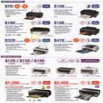 Printers Inkjet XP-30, Office T30, 82WD, Photo T60, Office T1100, 1390, K100, K200, K300, R3000, Pro 3885