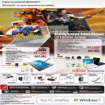 Notebooks Q550 GBWP-30, Lifebook AH532 DB7W DW7W, Accessories Mouse, Speaker Bar, Earphones, Mini Router