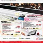 Notebooks Ultrabook Lifebook UH572 S5W-3H, UH572 S7W-3H, R7W-3H, LH772 DB7QW DP7QW DW7QW