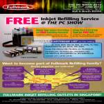 Free Inkjet Cartridge Refilling Service