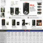 Hanman RIM Add-On Lock SHS-3320 Digital Deadbolt Comparison Chart