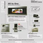 Hanman Video Intercom SHT-7327 Samsung Smart Home
