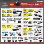 Accessories Bluetooth Keyboard, Headphones, Speakers, Wired Mouse, Wireless, Headset, Laser Presenter, Hub, Webcam