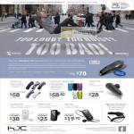 ITech Bluetooth Headset MyVoice 615, 312m, Splash ClipMusic 802, MyVoice 315, 312m, VoiceClip 310m, Clip II Mini