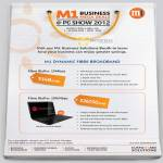 Business Dynamic Fibre Broadband BizPac 15Mbps, 100Mbps Free HP Envy 4